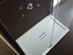 Wilmotte shower tray by Teuco