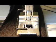 part 1 janome coverpro 2000 cpx sound test part 2 is coverpro 1000 cpx s...