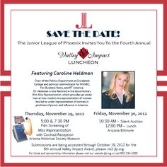 Junior League of Phoenix Valley Impact Luncheon