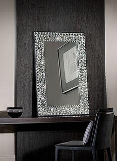Waterford John Rocha Solas Wall Mirror, Medium. The most beautiful mirror I have ever seen!
