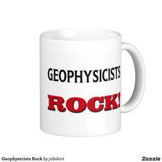 Geophysicists Rock Classic White Coffee Mug