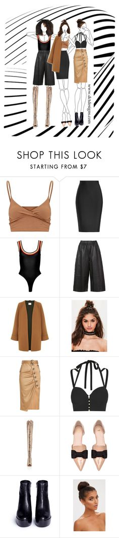 """1.2.3.."" by cephora ❤ liked on Polyvore featuring Roland Mouret, Robert Rodriguez, Missguided, self-portrait, Jonathan Simkhai, Gianvito Rossi, ASAP, H&M and Ash"