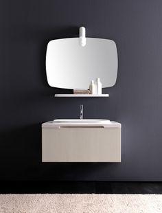 ... costante. #mobili #bagno #arredo #karol #design #interior #bathroom