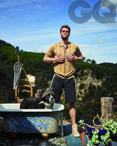 Liam Hemsworth (p: Carter Smith), GQ Australia, May / June Liam Hemsworth And Miley, Chris Hemsworth, Liam Hamsworth, Carter Smith, Gq Australia, Hemsworth Brothers, Malibu Homes, Thing 1, Like Instagram