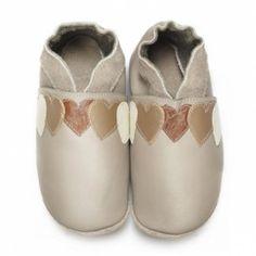 Les chaussons en cuir DiDoodam sur www.tipiyou.com