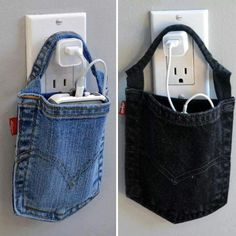 Don't Toss Your Old Jeans Here Are Fun And Creative Crafts You Do With Them is part of Denim crafts - Right when you thought your denim had seen it's last days, think again
