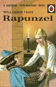 Buy Well-loved Tales: Rapunzel by Vera Southgate at Mighty Ape NZ. Rapunzel is part of the enduringly popular Well-loved Tales fairy tales series from Ladybird. Even today, Well-loved Tales are still beloved by adults. 1970s Childhood, My Childhood Memories, Childhood Stories, School Memories, Childhood Toys, Nice Memories, Easy Reading Books, Tales Series, Ladybird Books