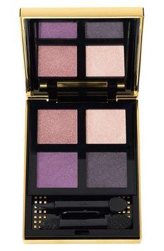 Yves Saint Laurent Pure Chromatics Summer 2013 Wet & Dry Eyeshadow Palette, $55
