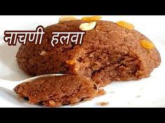 Sugar free Ragi Halwa With Jaggery... - YouTube