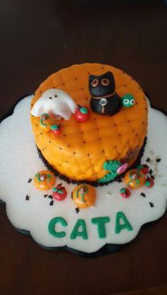 Cake hallowen