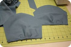 How to make sleeves from your own pattern