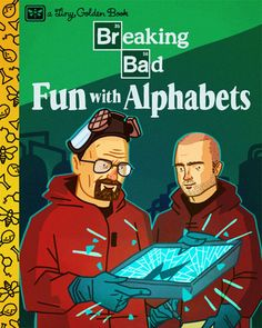 Chris Danger Illustration (Breaking Bad Children's Book! by Chris Danger M...)
