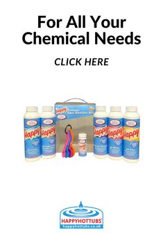 For all your Hot Tub and Spa needs check us out. From test strips, chlorine, bromine or Hot Tub Covers we can help. Spa Chemicals, Hot Tub Cover, Happy Hot, Starter Kit, Day, Check