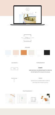 Brand Identity - Branding - Huisstijl voor OUI Handmade door Studio Sowieso Identity Branding, Studio, Handmade, Hand Made, Craft, Branding, Study, Handarbeit, Brand Identity Design