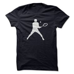 Tennis Player T-Shirts, Hoodies. BUY IT NOW ==► Funny Tee Shirts