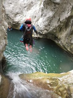 Canyoning in Medjurecje Canyon in Montenegro Montenegro, Rafting, Cruise, Hiking, Swimming, Activities, Water, Outdoor, Swim