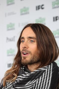 Jared Leto you're such a lovely creature