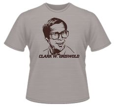 Clark W Griswold National Lampoons Christmas Vegas by VBshirtshop