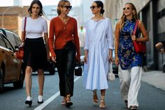 Come see the best NYFW street style that is sure to give you a whole lot of style inspiration for the new season. Plus, NYC street style never disappoints.