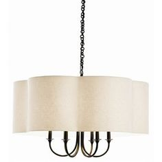 ARTERIORS Home Rittenhouse Large 6 Light Chandelier Finish: