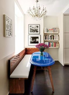 Modern Dining Room by D\'Apostrophe Design Inc. in New York, New York