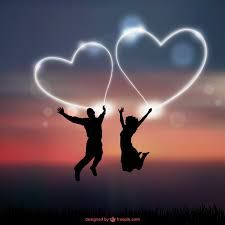 couple jump with love heart, find more Love Pictures on LoveIMGs. LoveIMGs is a free Images Pinboard for people to share love images. Love Images, Love Pictures, Love Couple Images, Hd Images, Romantic Love, Romantic Couples, Romantic Pictures, Romantic Songs, Meaningful Love Quotes
