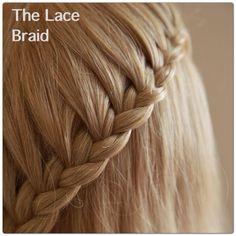 Braiding, getting creative!