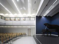 Public Music School / Wulf Architekten