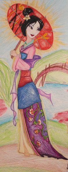 Mulan by Annie Isabel [©2012]