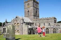 Visit St Davids, Britain's smallest city close to Whitesands Bay (Blue Flag beach) on the St Davids Peninsula. Read about the Top things to do in St Davids here http://www.qualitycottages.co.uk/pembrokeshire/saint-davids-wales.php