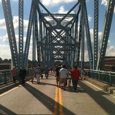 Bridge day Owensboro Ky