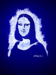 monalisa rubber on cotton