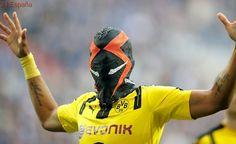 """Malestar por la máscara de Aubameyang: """"Es una tontería que esta vez le saldrá más caro"""""""