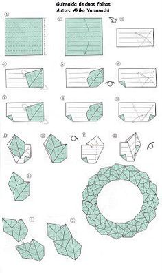 envelope napkin fold instructions