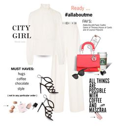 """""""All About Me"""" by blonde-bedu ❤ liked on Polyvore featuring Casetify, Christian Dior, Bobbi Brown Cosmetics, Balmain, Chanel and Too Faced Cosmetics"""