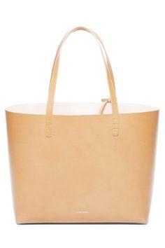 Joseph large tan leather tote bag