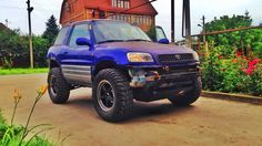 lifted rav4