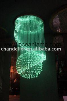 fiber optic lighting OM951 Dia60 H150cm