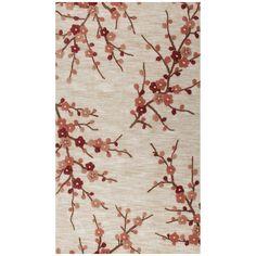 Jaipur Brio Cherry Blossom Colorado Clay BR02 Area Rug