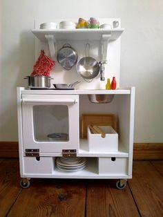 Spielküche aus Ikea-Rast | SoLebIch.de
