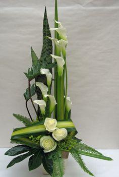 1000 id es sur le th me composition florale sur pinterest for Livraison fleurs rennes