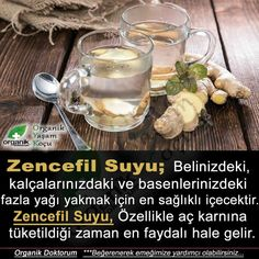 Ginger Water, Natural Health Remedies, Matcha, Healthy Lifestyle, Weight Loss, Meals, Vegetables, Ethnic Recipes, Food