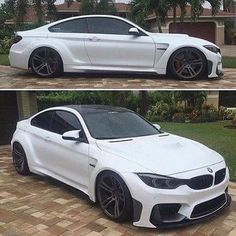 White because BMW