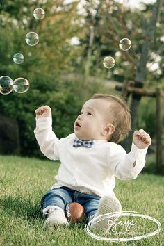bubble joy.