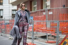 Street Style: Milan Fashion Week Fall 2015