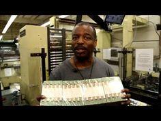How Money Is Made: LeVar Burton's Reading Rainbow Video Field Trip [FULL]