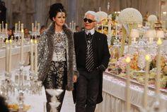 Chanel Paris + Bombay Collection www.stylecelebration.blogspot.com