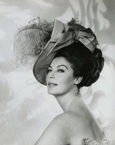 Ava Gardner became one of Hollywood's leading actresses and was considered one of the most beautiful women of her day. She was nominated for the Academy Award for Best Actress for her work in Mogambo (1953).