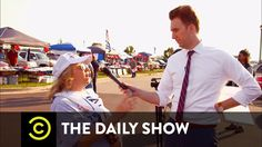 The Daily Show - Putting Donald Trump Supporters Through an Ideology Test https://www.youtube.com/watch?v=Y4Zdx97A63s