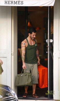7208adbcfd Marc Jacobs and his Birkin  ) Luxury Purses